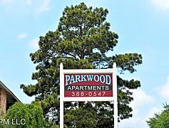 Community Signage, 903 Parkwood Dr, 0