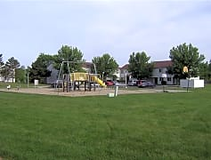 Spacious Play Areas
