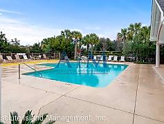 Pool, 4924 Bluffton Parkway Bldg 19 Apt. 303, 0