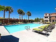 Pool, Everett Apartment Homes, 0