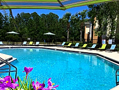 Take a dip in our resort-style swimming pool.