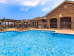 Pool, Brownstone, 0