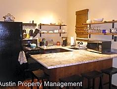 Kitchen, 4401 Speedway Unit 304, 0