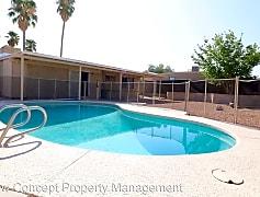 Pool, 3710 S Treck Pl, 0