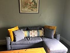 Living Room, 455 Parker Ave, 0