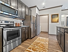 Kitchen, Reata West Apartments, 0