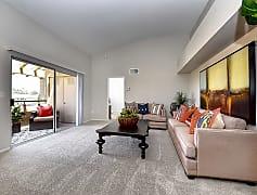 1 Bedroom-Plan B Spacious Living Room
