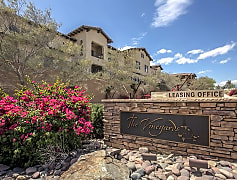 Community Signage, The Vineyards at Palm Desert Apartment Homes, 0