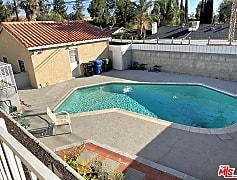 Pool, 15554 Rinaldi St, 0