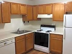 Kitchen, Country Glen Apartments, 0
