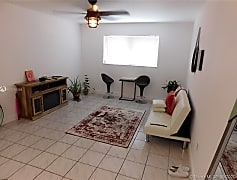 Living Room, 1777 Michigan Ave 208, 0