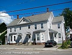 Building, 16 Dunbar St, 0