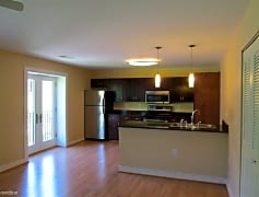 Kitchen/Family room, Oxford Place Apartments, 0