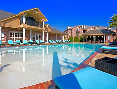 Pool, Fountaine Bleau Maumelle, 0