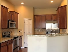 Kitchen-Granite Counter Tops