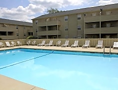 Pool, Mooresville Station, 0