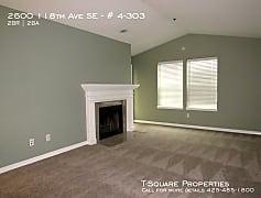Living Room, 2600 118th Ave SE #4-303, 0