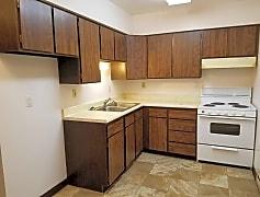 Kitchen, Sunnyview Square, 0