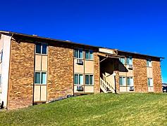 Building, Pinon Manor Apartments, 0