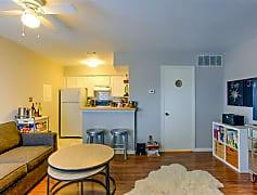 Living Room, 3129 Sondra Dr 302, 0