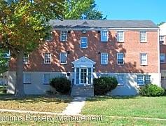 Building, 6201 Cedar Dr, 0