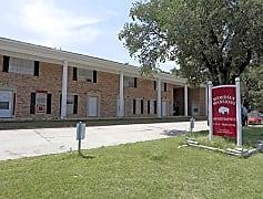 Community Signage, Meridian Mansions, 0