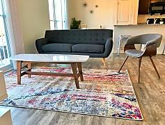 Living Room, Monon Lofts, 0