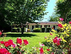Landscaping, Oakbrook Apartments, 0