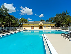 Pool Deck at Cypress Oaks in Leesburg, FL