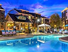 Pool, Wesley Village Apartments, 0