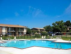 Pool, Briarwood Apartments, 0