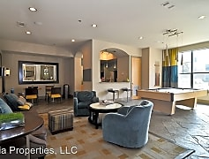 Living Room, 2600 Hillsboro Rd. #243, 0
