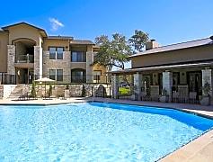 Pool, Belterra Springs Apartments, 0