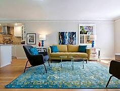 Living Room, 4653 Davenport Ave, 0