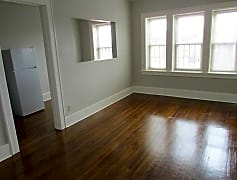 Living Room, East End Apartments, 0