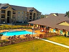 Pool, Paseo Pointe Apts, 0