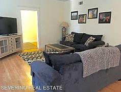 Living Room, 2525 Magazine St, 0