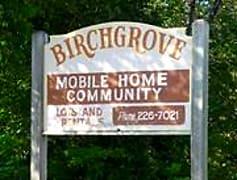 Community Signage, Birch Grove MHC, 0