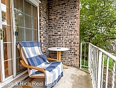 Patio / Deck, 1531 N Windsor Dr, 0
