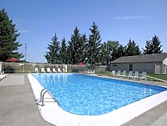 Pool, Perry Lake Village, 0