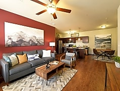 Living Room, Springs at Allison Valley, 0