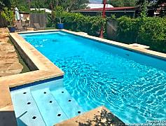 Pool, 3221 N Flores St 1, 0