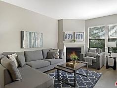 Living Room, 1060 Glendon Ave 4142, 0