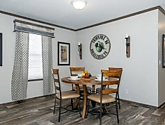Dining Room, 1024 Pebble Creek Dr, 0