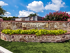 Community Signage, Village Creek Townhomes, 0