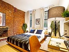 Bedroom, 418 West 49th Street, 0