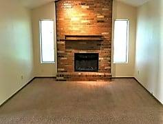 Living Room, 1401 N Fretz Ave, 0