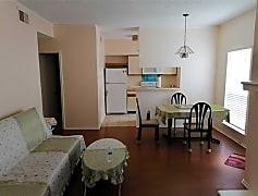 Dining Room, 1700 Amelia Ct 523, 0