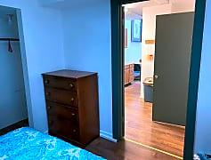 Bedroom, 43 Rogge St, 0