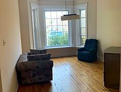 Living Room, 5850 N Broadway, 0